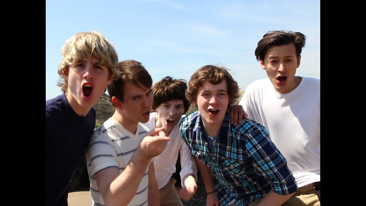 What Makes You Beautiful - One Direction Parody! Key of Awesome #57