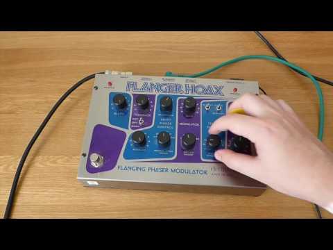 Electro-Harmonix Flanger Hoax (Bass)