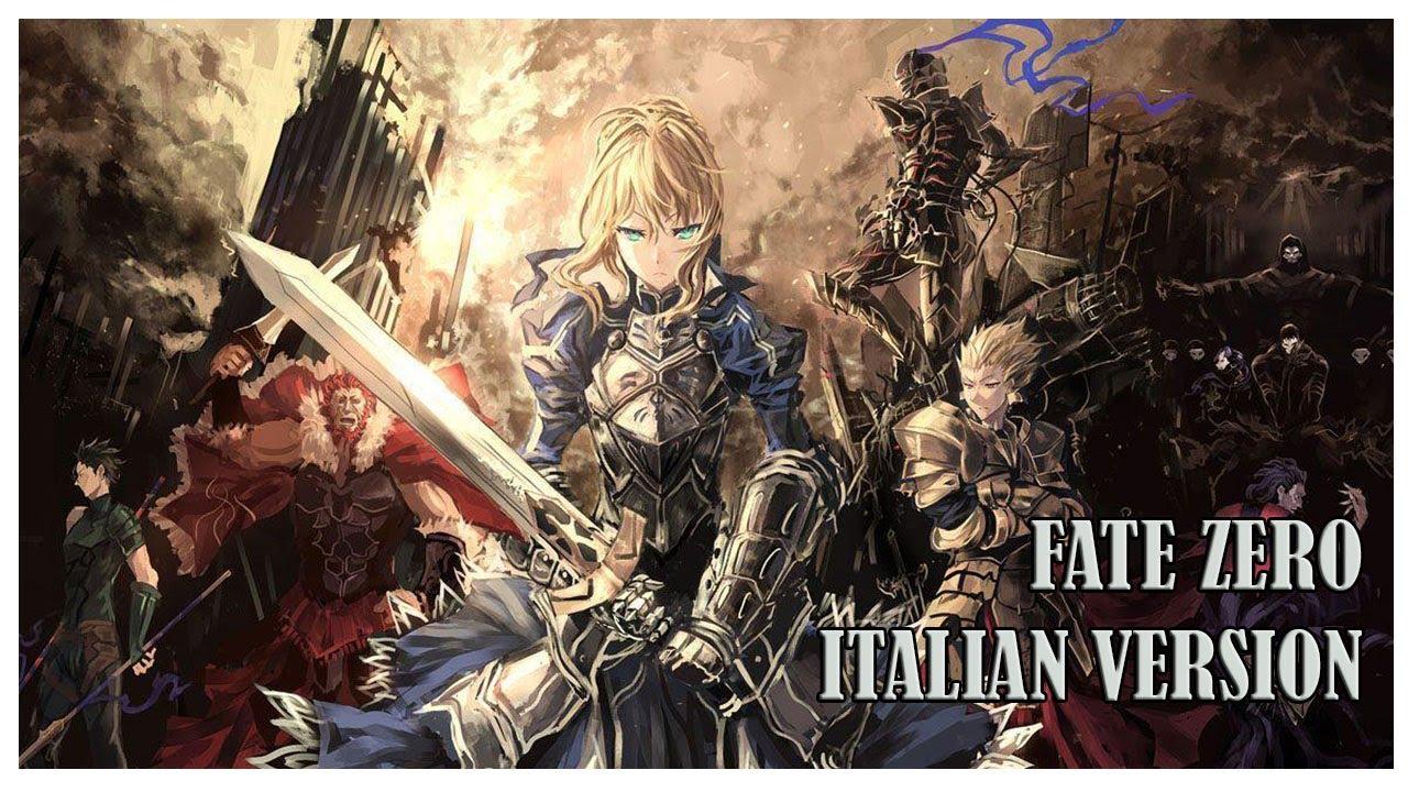 """Download Fate Zero - Op1 """"oath sign"""" - italian Version - Midelle"""
