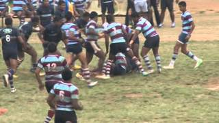 Schools Rugby 2014 - Dharmaraja College Vs St.Anthoney`s College - Part 3