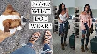 VLOG: WHAT DO I WEAR? | Stephanie Ledda