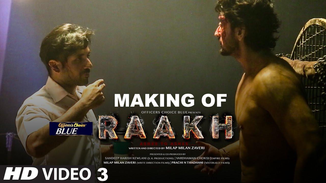 Making 3 Of Raakh (Short Film) | Vir Das, Richa Chadha & Shaad Randhawa | Milap Zaveri | T-Serie