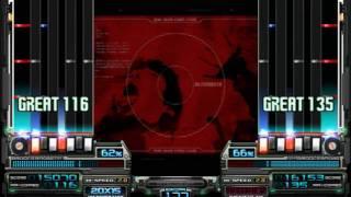 IIDX DJ TROOPERS - TROOPERS (A Vs 黑) Autoplay [720p compatibility]