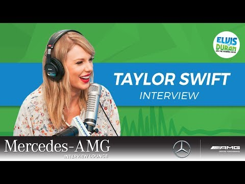 Taylor Swift Tells the Stories Behind 'Lover' | Elvis Duran Show ...
