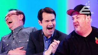 Sean Lock & Jimmy Carr Insult Johnny Vegas' Accent?! | 8 Out of 10 Cats | Best of Johnny Vegas Pt. 2