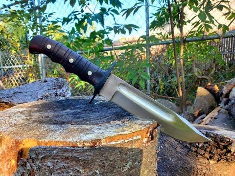 dbad War Machine by the Khukuri House knife review