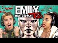 DEMON CHILD HORROR! | Emily Wants To Play TOO (React: Gaming)