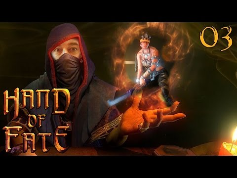 "Hand of Fate Gameplay Ep 03 - ""Queen of Dust!!!"" 1080p PC PS4 Xbox One"