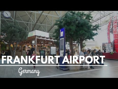 Germany: Frankfurt To Hong Kong - The journey begins