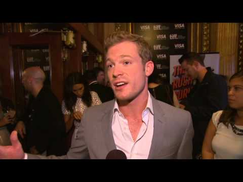 Belle: Sam Reid TIFF Premiere Movie