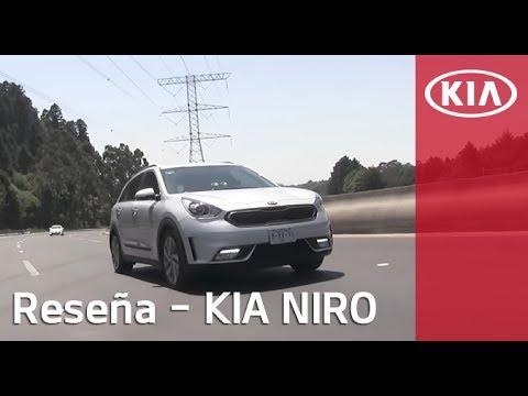 KIA Niro, Reseña Prueba de Manejo I KIA MOTORS MÉXICO.