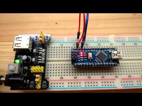 DAOKAI® 5PCS MINI USB Nano V3.0 ATmega328P CH340G 5V 16M
