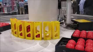 Automate 2019   Various Types of Industrial Robotics   Chicago Illinois