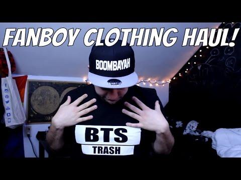Fanboy Clothing *CHEAP* KPOP APPAREL!