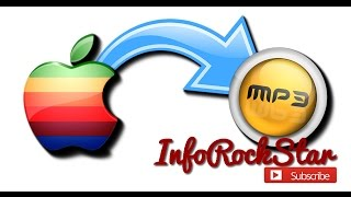 How To Convert iTunes Music Into MP3 Files - Easy And Free!