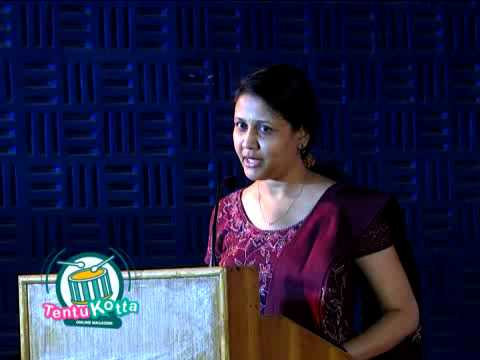 Lyricist | Poet Parvathi encouraging womens_First on Net