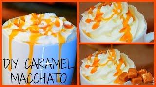 DIY: Caramel Macchiato  ThreeCurlyGirls