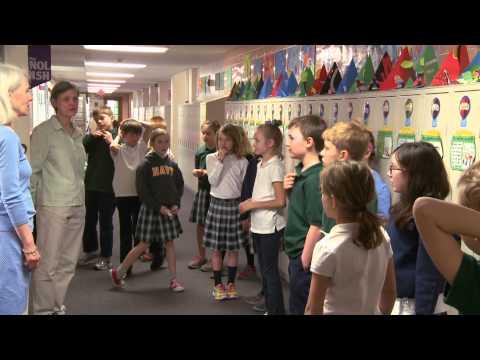 Highland Catholic School - Swing Video 2014