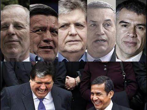 Políticos peruanos y sus momentos más  graciosos y vergonsozos