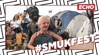 Marie fyrer den af på festival, selvom hun sidder i kørestol