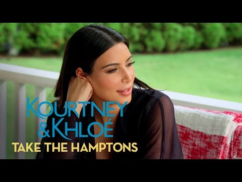 Kris Jenner Needs a Hamptons Fling | Kourtney & Khloé Take the Hamptons | E!