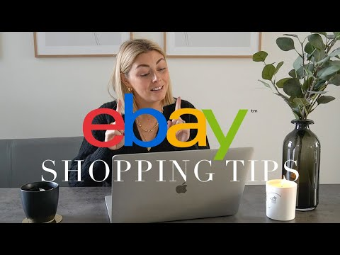 EBay Tips: Buying Second Hand/Vintage