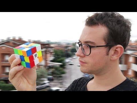 Ho Risolto Il Cubo Di Rubik In 13 Secondi!  [NO CLICKBAIT]