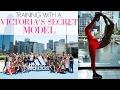 Training with a Victoria Secret  39 s Model   Staying True to Myself  Day In The Life