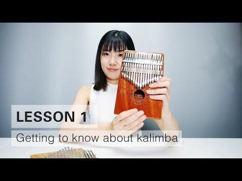 【April's Kalimba Classroom】Lesson 1