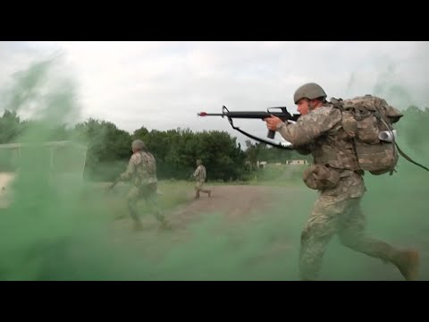 Officer Candidate School: Oklahoma Army National Guard