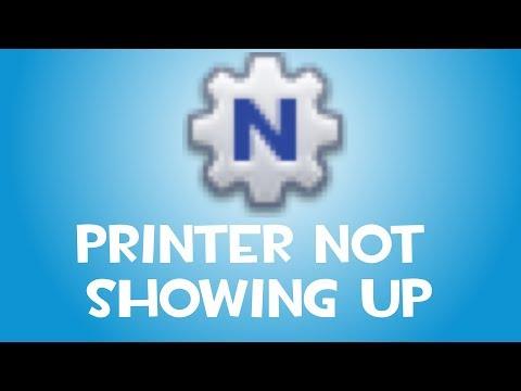 FIX] Printer not showing up - NETGEAR ReadyShare Printer
