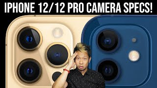 iPhone 12 vs.iPhone 12 Pro Camera specs made easy. Because Apple wouldn't do it.