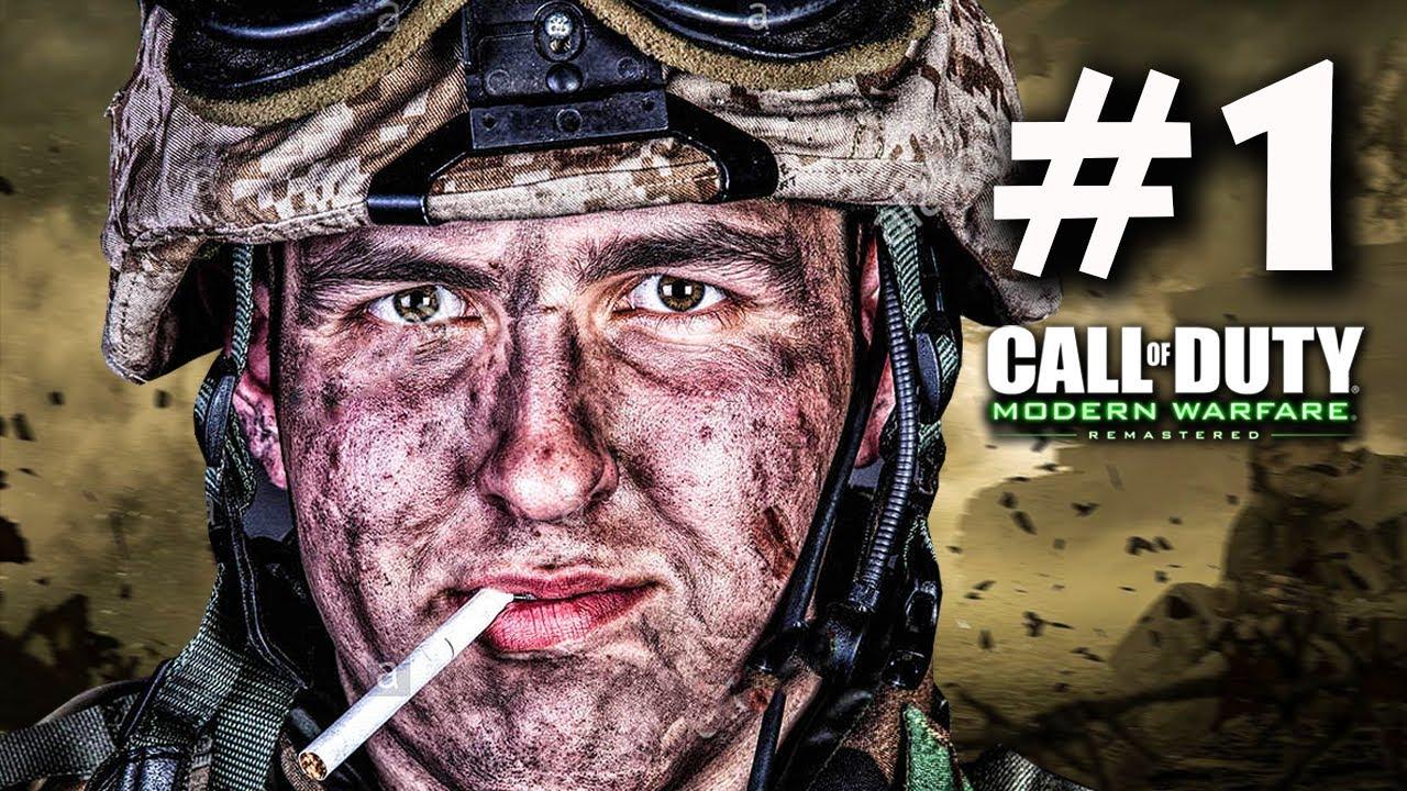 Call of Duty: Modern Warfare 2 #1: NƯỚC MỸ LẦN ĐẦU BỊ TẤN CÔNG !!! Lục quân Nga mạnh quá !!!