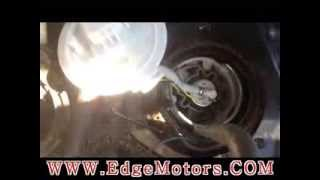 Fuel pump replacement VW AND Audi DIY by EDGE Motors
