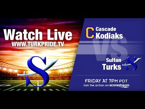 Turk Football - Sultan vs Cascade