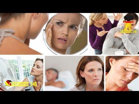 Wechseljahre – die ersten Symptome und Anzeichen