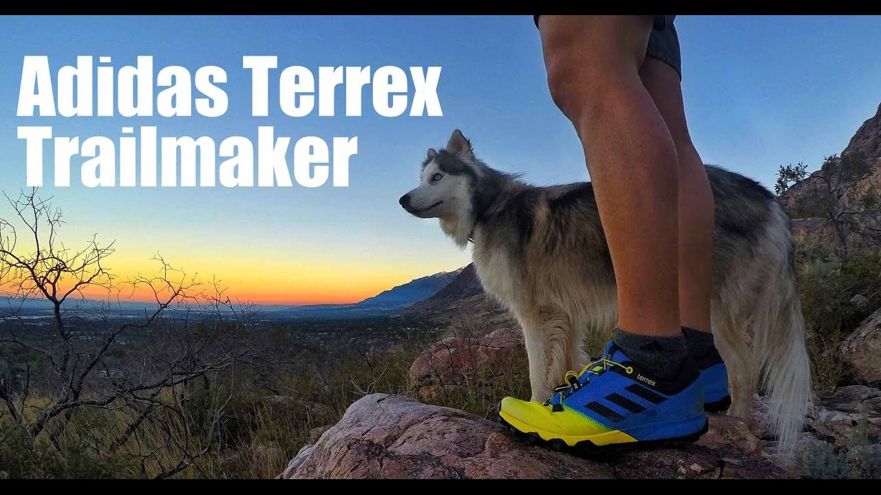 Terrex Trail Youtube Adidas Review hardloopschoen Trailmaker SOdwdxnqHP