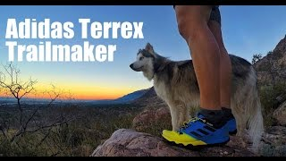 Adidas Terrex Trailmaker Trail Running Shoe Review