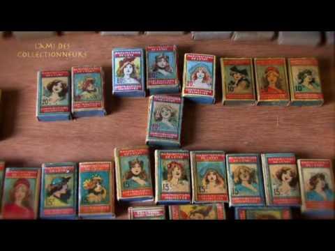 Philum nie la passion des boites d 39 allumettes youtube - Collectionneur de boite ...