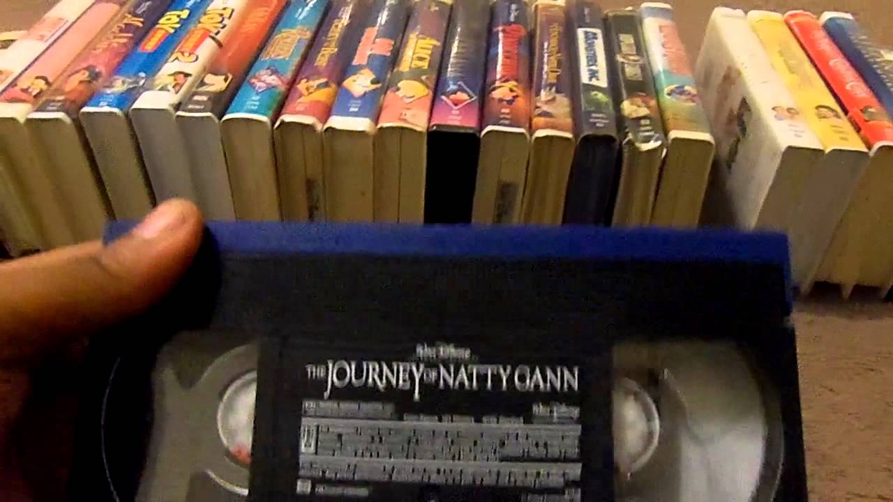 My Walt Disney Home Video Collection Part Two Youtube