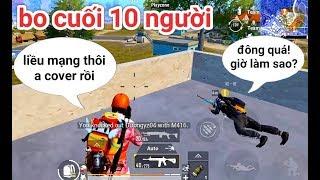PUBG Mobile - Bé Bắn AWM Cực Hay Khiến Lộc Hoang Mang | Cover Cực Hay Khi Bo Cuối Cực Đông