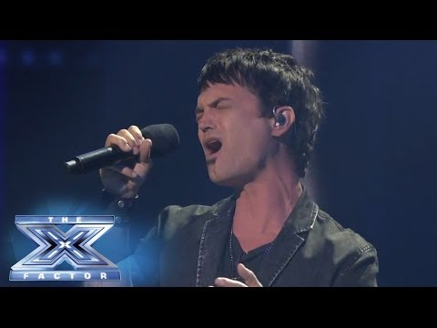 Jeff Gutt Taps Into His Inner Lionel Richie - THE X FACTOR USA 2013