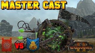 Master Cast: RomulanDawg (Skaven) vs. Dwarfs | Total War: Warhammer 2