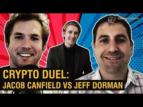 Why Bitcoin's Future Is Incredibly Bullish | Jacob Canfield Vs. Jeff Dorman