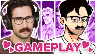 People Find Their Dream Daddy (A Dad Dating Simulator)