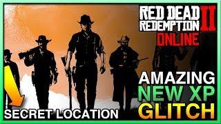 Red Dead Redemption 2 Online Glitch! Red Dead Online XP Glitch! AMAZING NEW RDR2 Online XP Glitch!