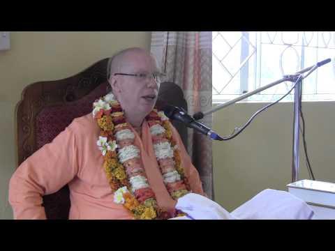 Чайтанья Чаритамрита Ади 8.5 - Бхакти Чайтанья Свами