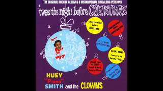"Happy New Year (Instrumental) -  Huey ""Piano"" Smith and the Clowns"