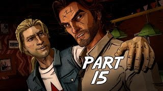 The Wolf Among Us Gameplay Walkthrough Part 15 - Investigating the Shops (PC)