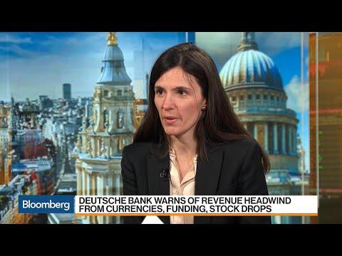Deutsche Bank Warns of Revenue Headwind From Currencies, Funding